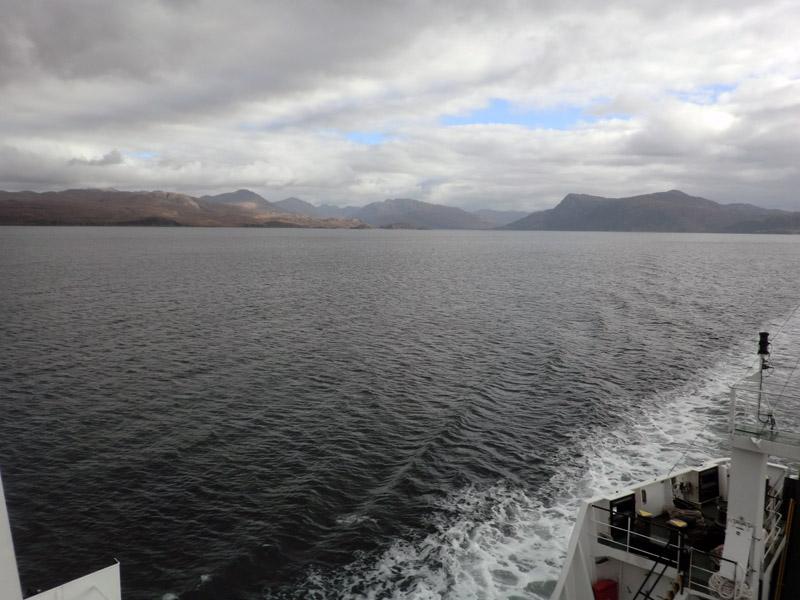 Überfahrt nach Skye