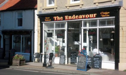 The Endeavour Schottland