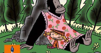 ich gorilla affenstern