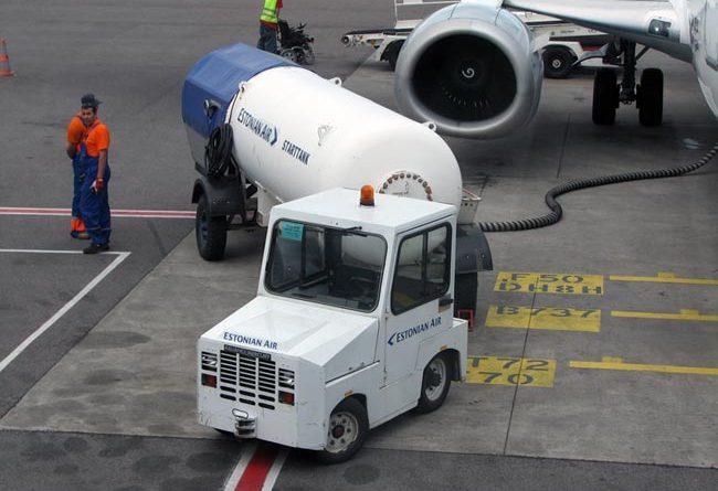 Flughafen Tallinn