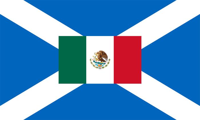 Ein Stück Mexico in Schottland