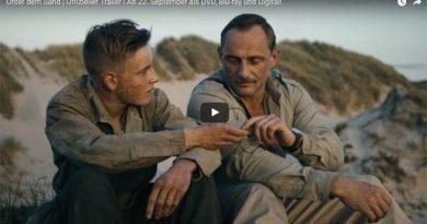 Unter dem Sand, Dänischer Film