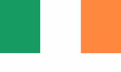 Irland Flagge