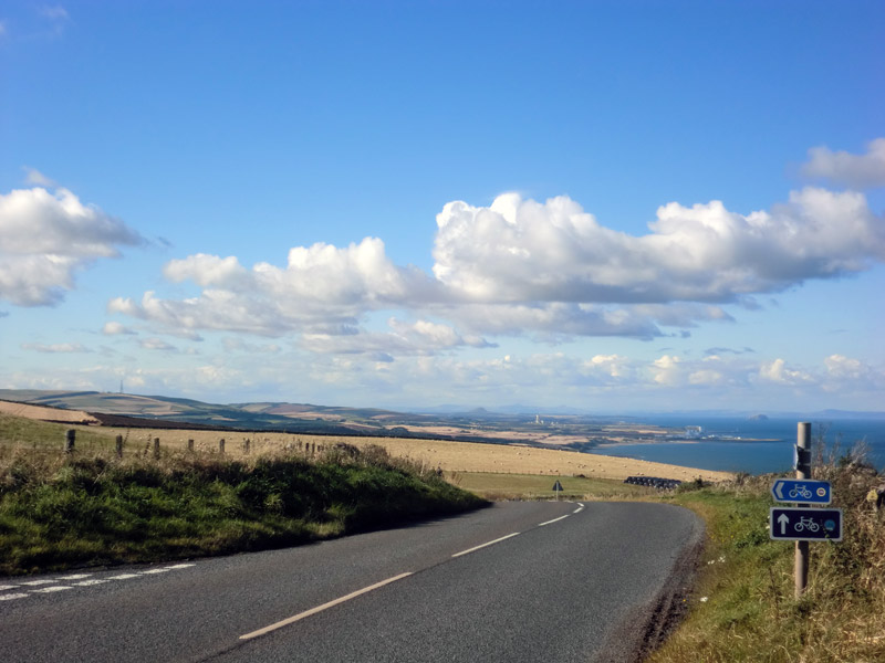 Roadtrip Ostzküste Reisebericht