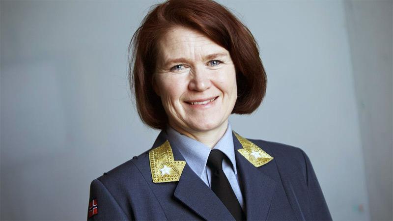 Generalmajor Tonje Skinnarland