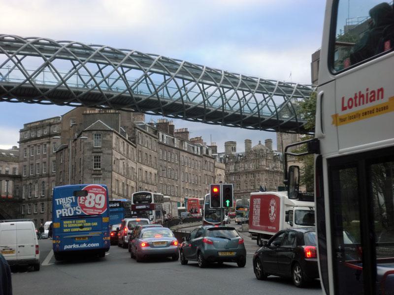 Verkehr in Edinburgh