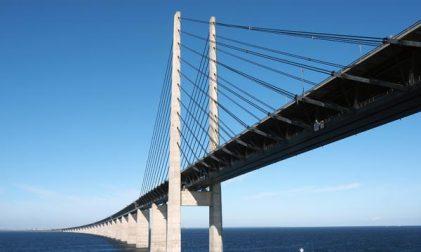 Öresund-Brücke - Kopenhagen-Malmö