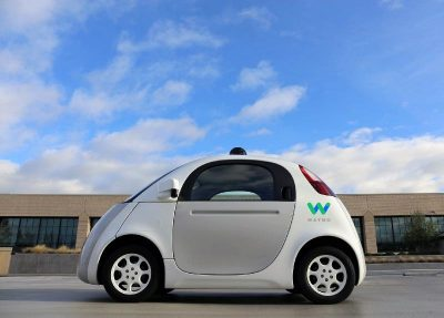 Waymo - Google car
