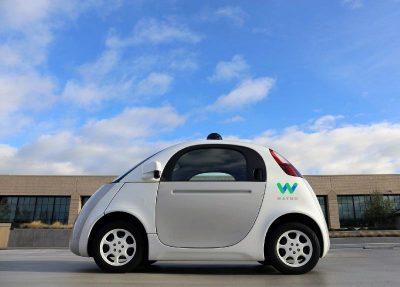 Waymo - Google car
