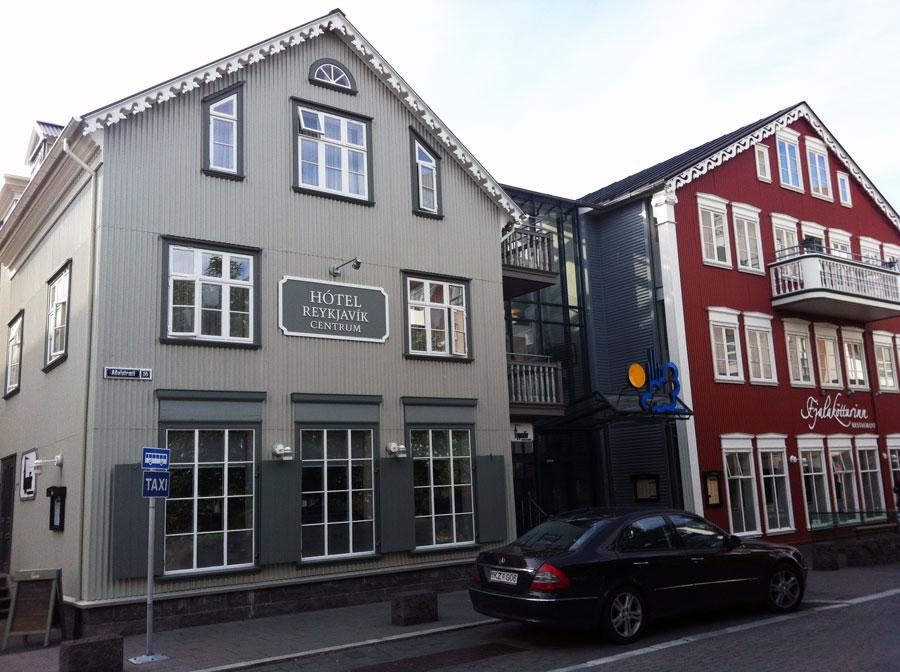 Beschränkung Airbnb Reykjavik in Island