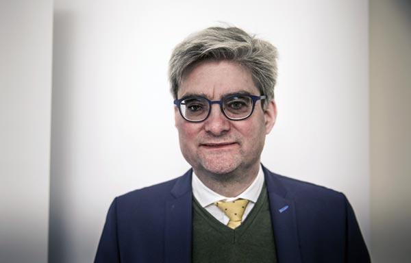 Bildungsminister Søren Pind