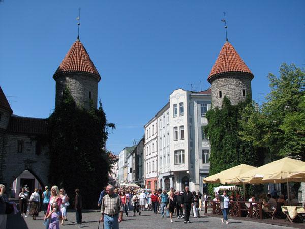 Jeder zweite Tourist in Estland kommt aus Finnland