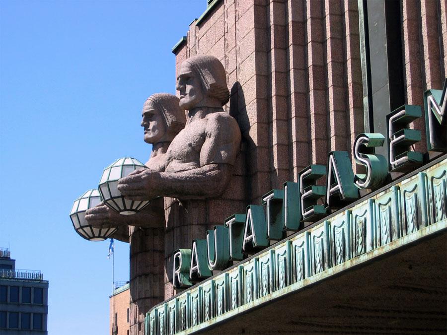 Wahrzeichen von Helsinki