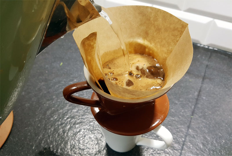 Kaffeekonsum in Finnland