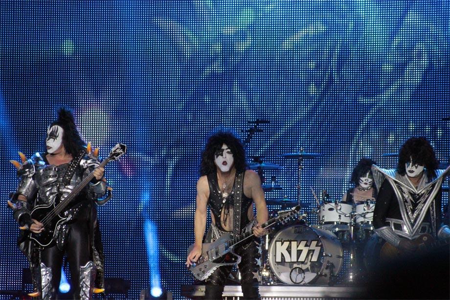 Kiss Konzert
