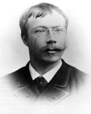 Carl Larsson, 1882