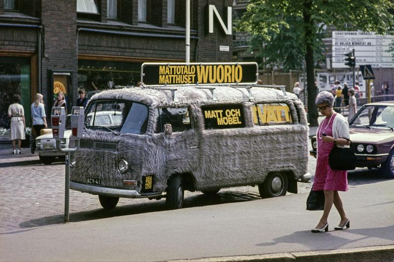 Werbeauto 1977