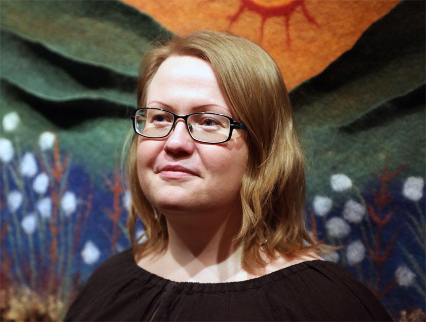 Tiina Sanila-Aikio, Präsidentin des samisches Parlament