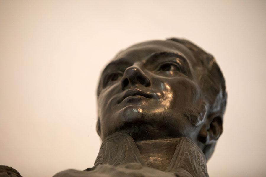 Der russische Zar Alexander I.
