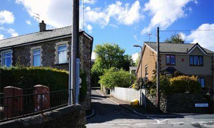 Abersychan, Reisebericht Wales