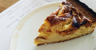 Rezept Norwegischer Apfelkuchen