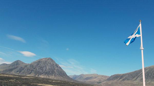 Mit dem Fahrrad durch ein Stückchen Kingdom of Alba – Schottland, zweiter Teil