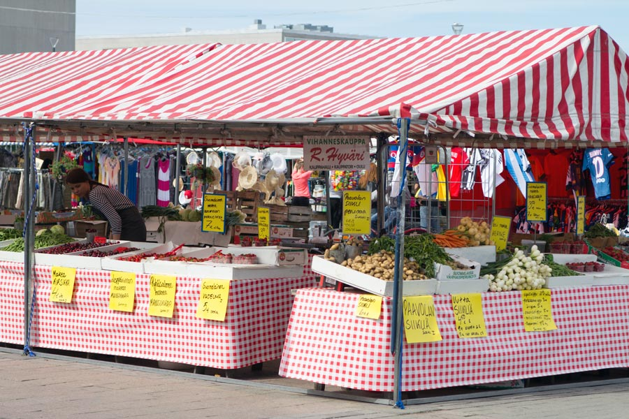 Markt von Oulu