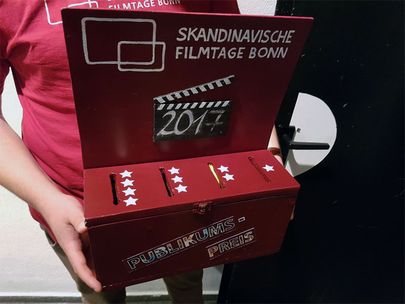 Publikumspreis - Skandinavische Filmtage Bonn