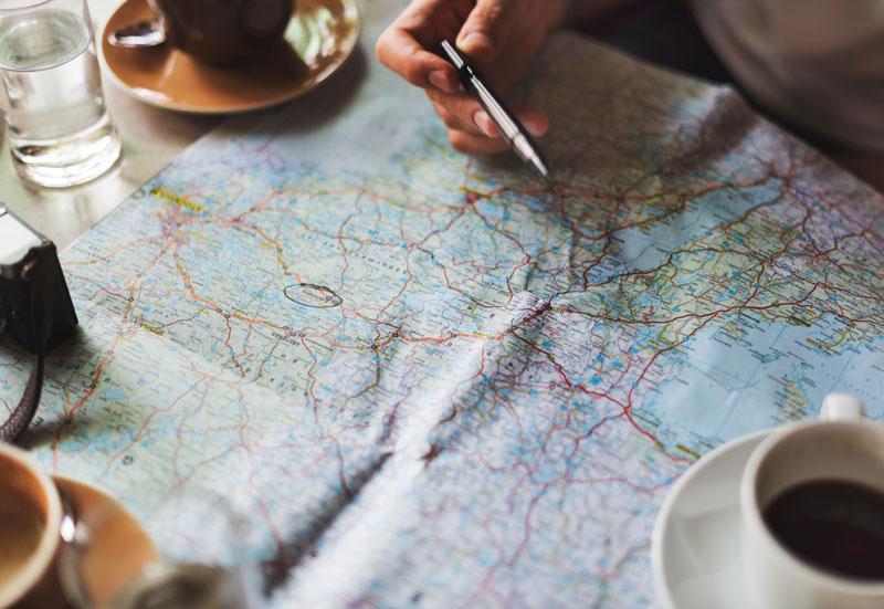 Reiseplanung Visum Finnland Russland