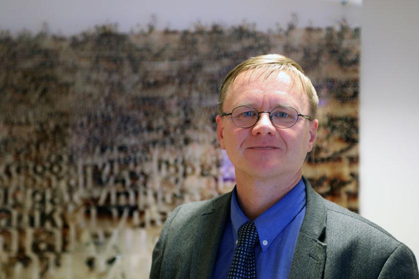 Timo Koivurova, Direktor Arktisches Zentrum, Rovaniemi