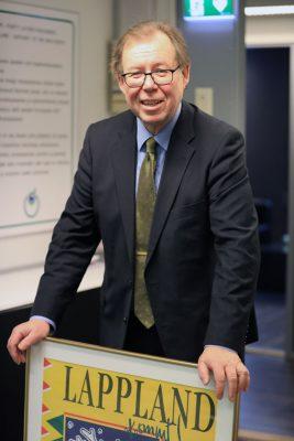Timo Rautajoki, Wirtschaftskammer Lappland