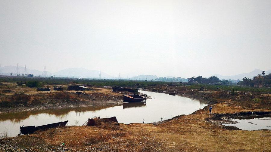 Umweltbelastung Indien