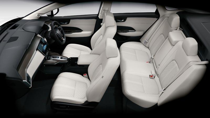 Honda Clarity Innenansicht