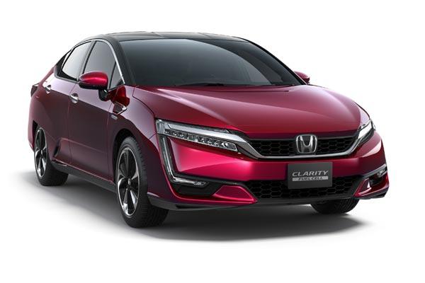 Wasserstoffauto Honda Clarity
