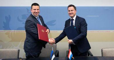 Estland Datenbotschaft in Luxemburg