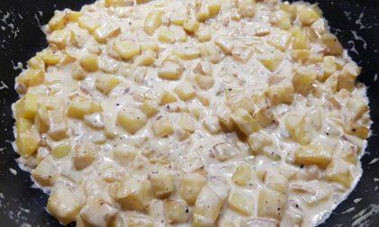 Rezept schwedische Bratkartoffeln