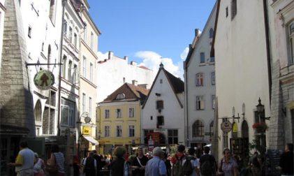 Staatsbesuch in Tallinn