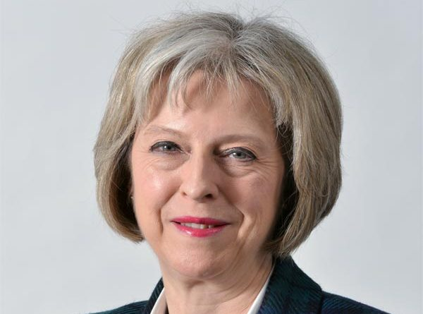 Theresa May Hung parliament