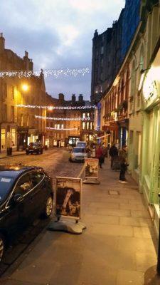 Victoria Street nachts