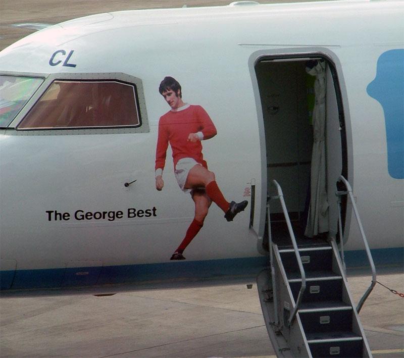 George Best Belfast Airport - Nordirland