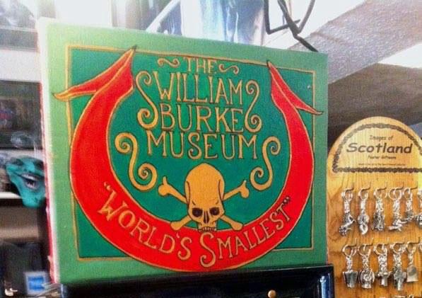 William Burke Museum - World's Smallest