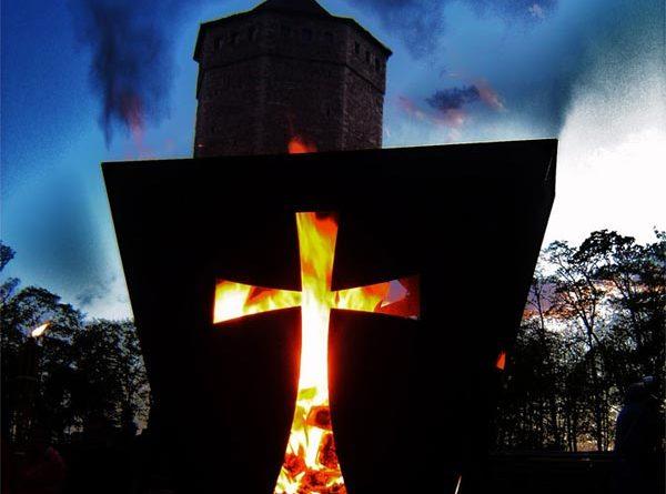 Georgsnacht Aufstand in Estland