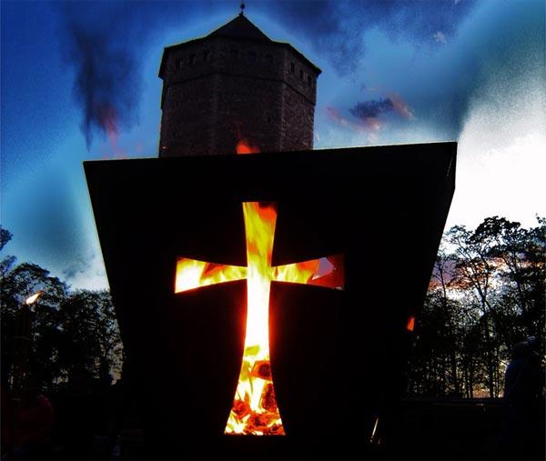 Jüriöö oder: Die Nacht, in der die Gutshöfe brannten