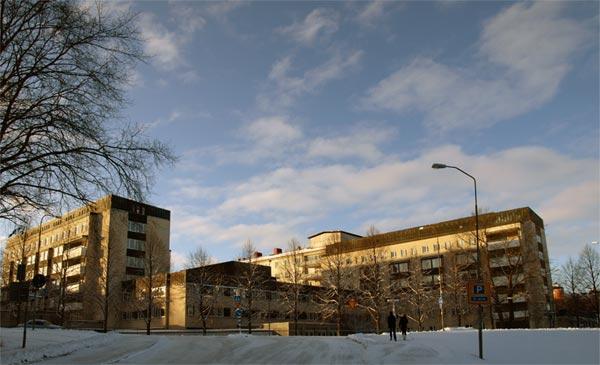 Universitätskrankenhaus von Uppsala