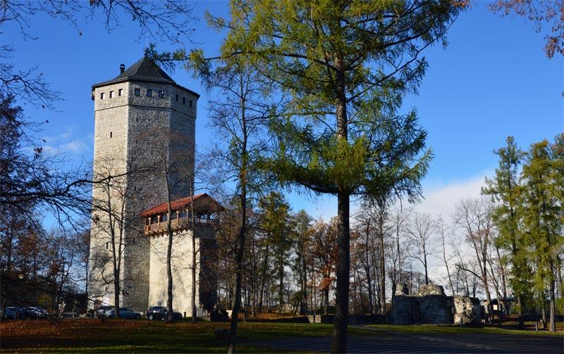 Ordensburg Weißenstein