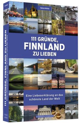 111 Gründe, Finnland zu lieben - Reiseführer