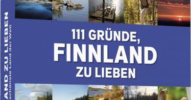 Reiseführer 111 Gründe, Finnland zu lieben