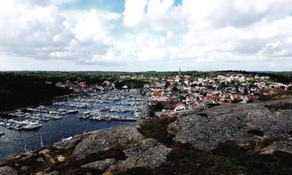Grebbestad Westküste Schweden Reisebericht