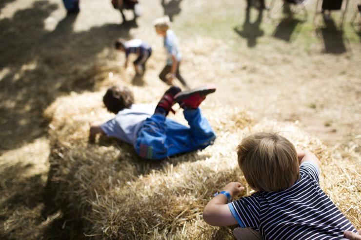 Ein Festival für die Familie (Foto Jonathan Cherry)