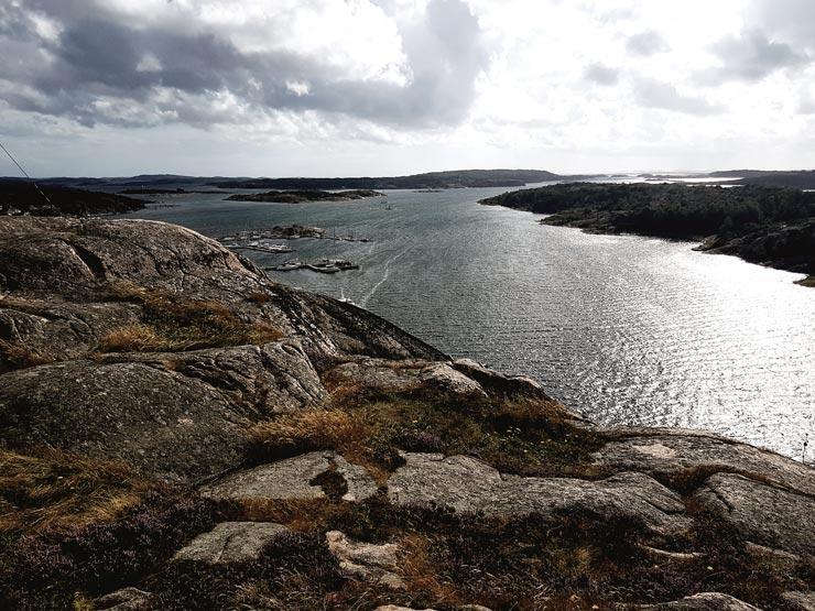 Reisebericht von der Felsenküste in Grebbestad